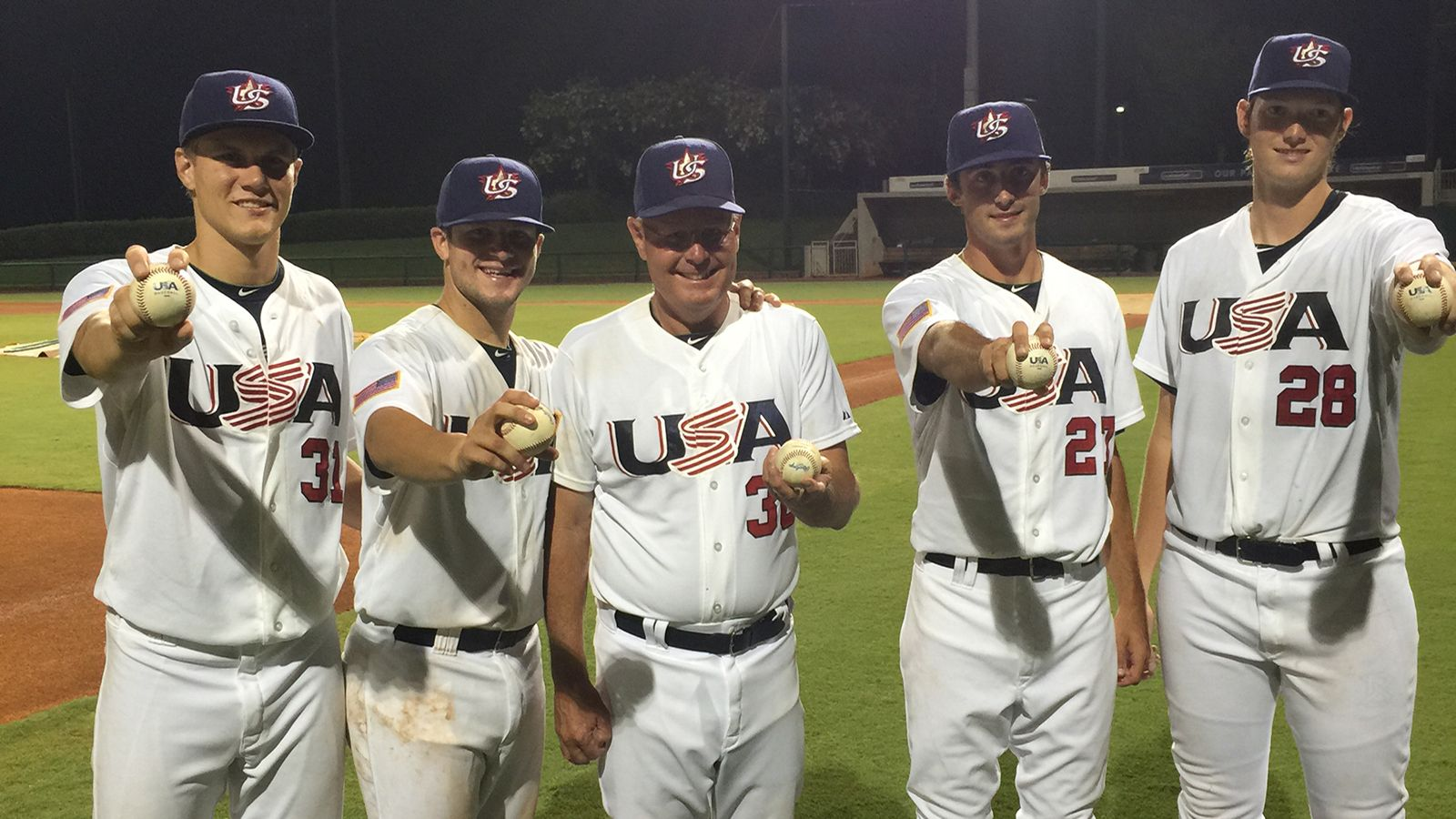 Three SEC pitchers combine for no-hitter