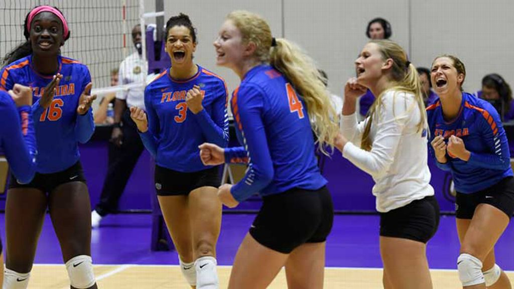 Florida sweeps JMU in season-opening thriller