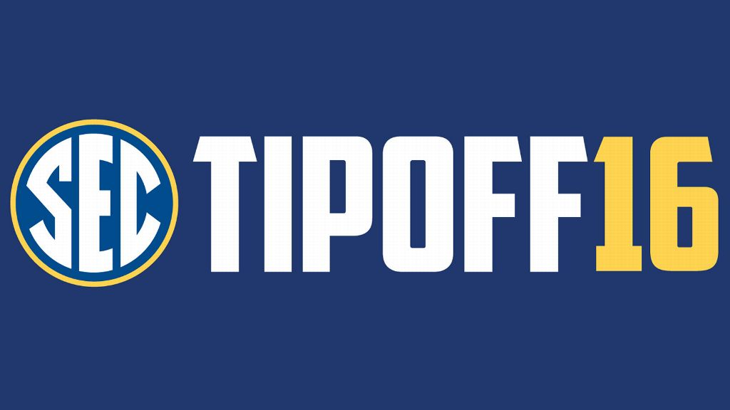 SEC Women's Basketball Tipoff '16