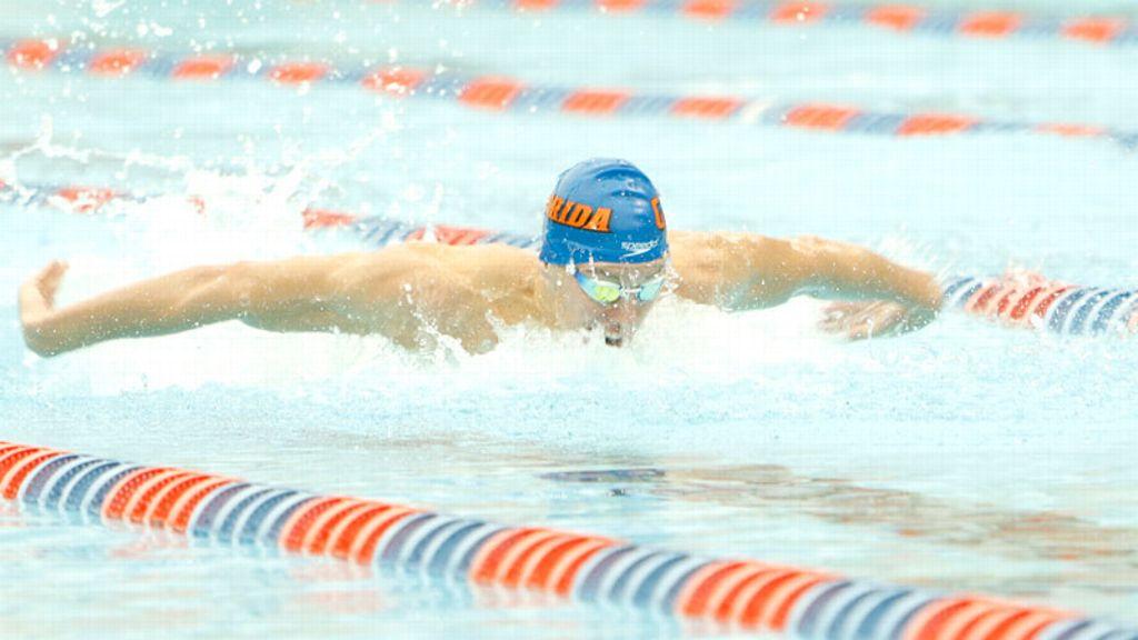 SEC Swimming & Diving weekly honors
