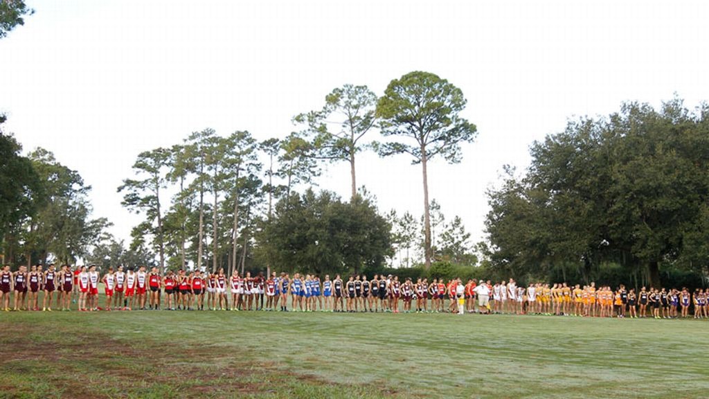 SEC Cross Country at NCAA Championship