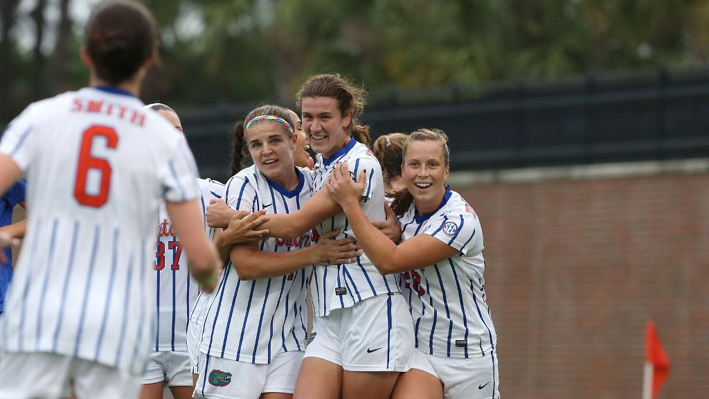 SEC leads in NSCAA All-South Region teams