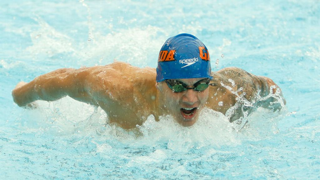 SEC announces Swimmers & Divers of the Week