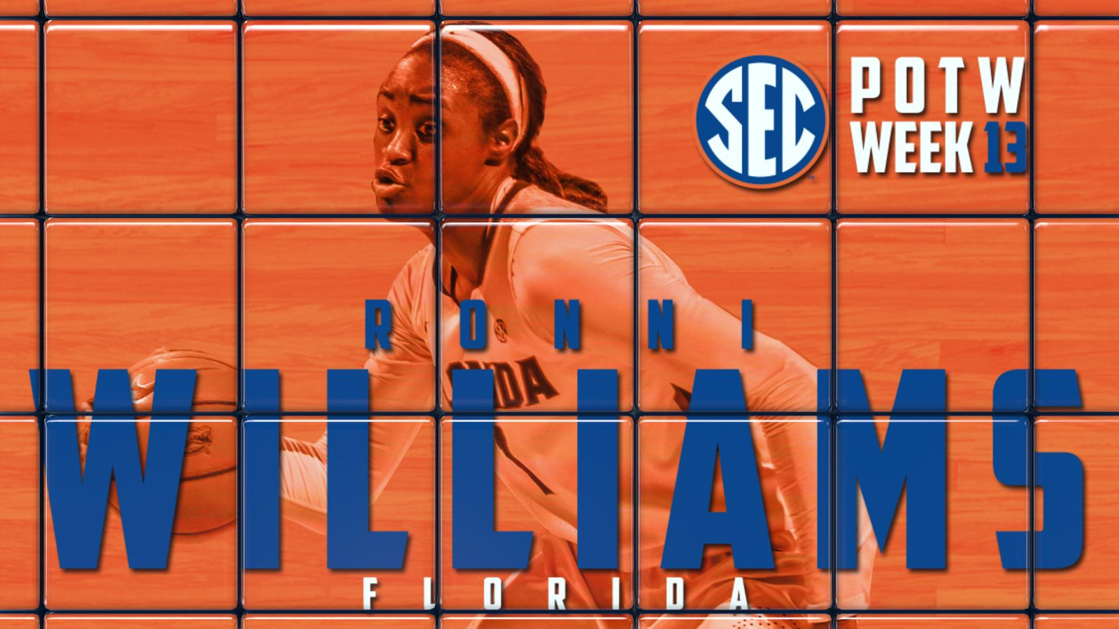 Williams, Robinson earn Women's Basketball honors