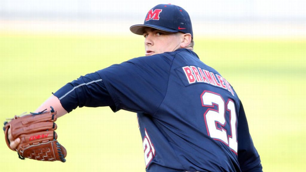 Ole Miss' Bramlett selected to Hall of Fame