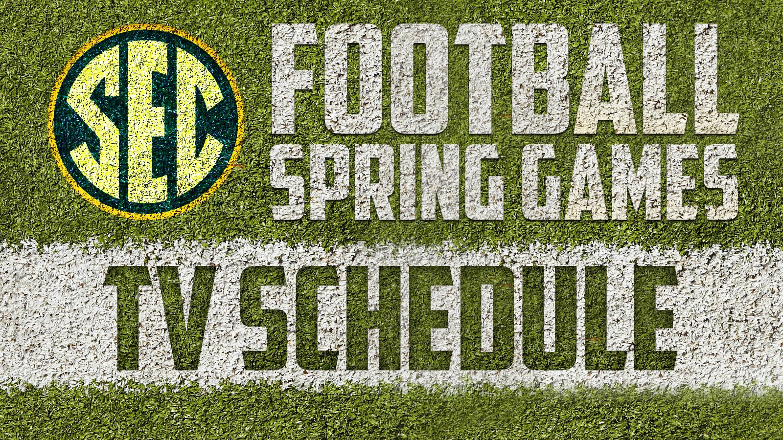 Every 2019 SEC spring football game to be televised