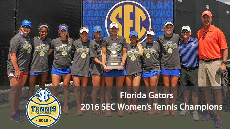 2016 SEC Women's Tennis Championship