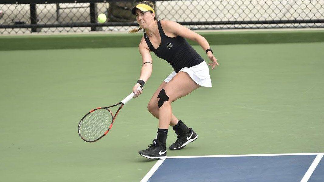 VU women's tennis tops UVA to return to NCAA Final Four