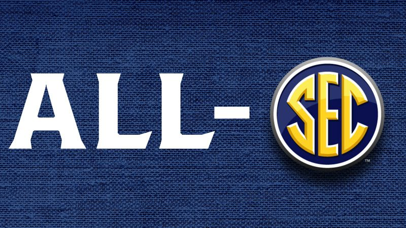 Preseason Coaches All Sec Teams Announced