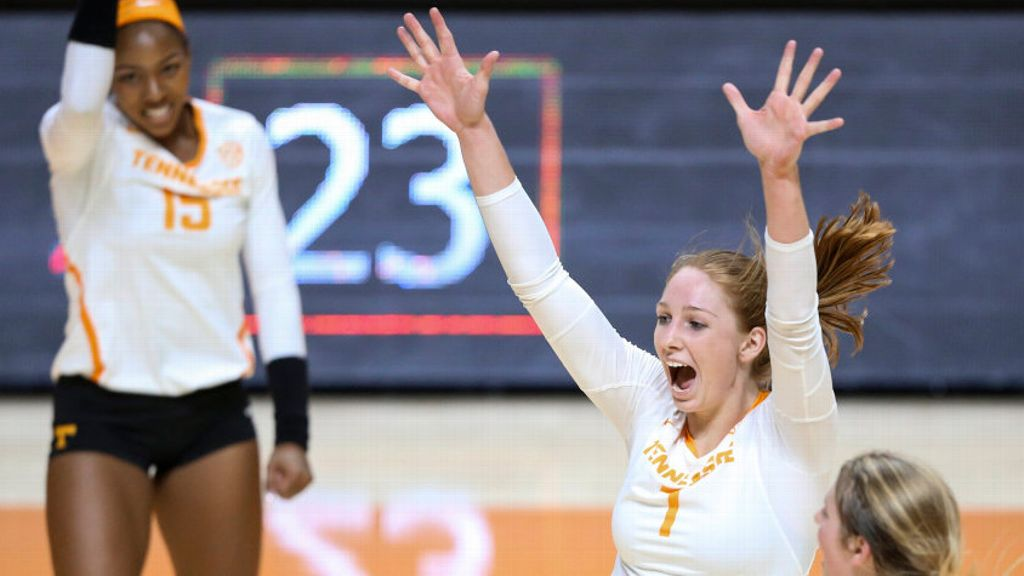 Vols take title at DISH Tennessee Classic