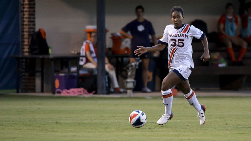 No. 24 Auburn picks up 4-3 win over Samford