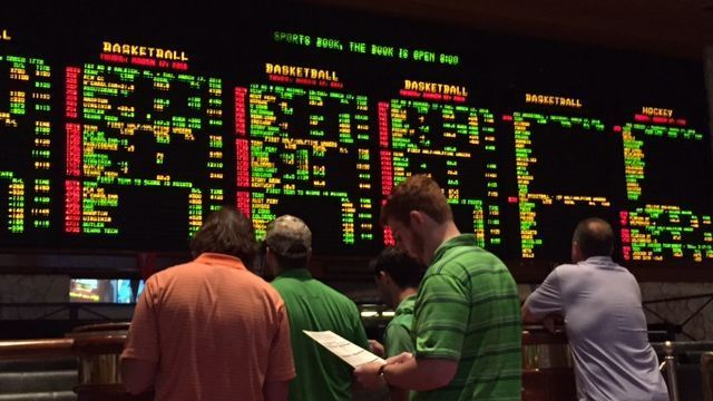 sportsbook at the wynn superbowl score current
