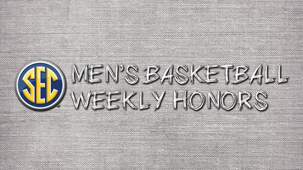 Week 15: Men's Basketball Players of the Week