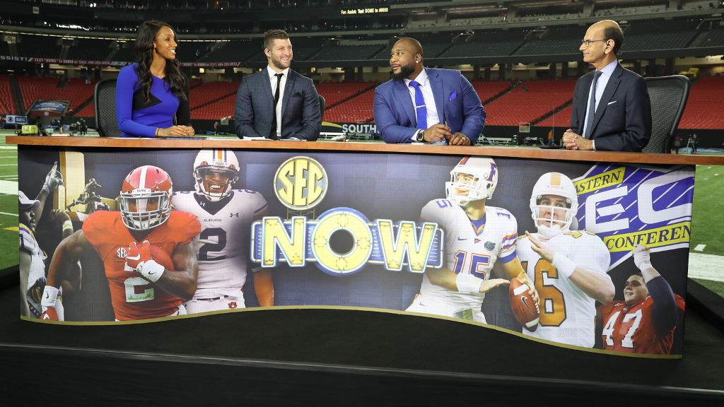 Freeze to join SEC Nation, Finebaum Film Room for CFP