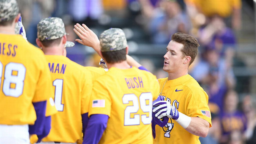 LSU beats Air Force 10-3