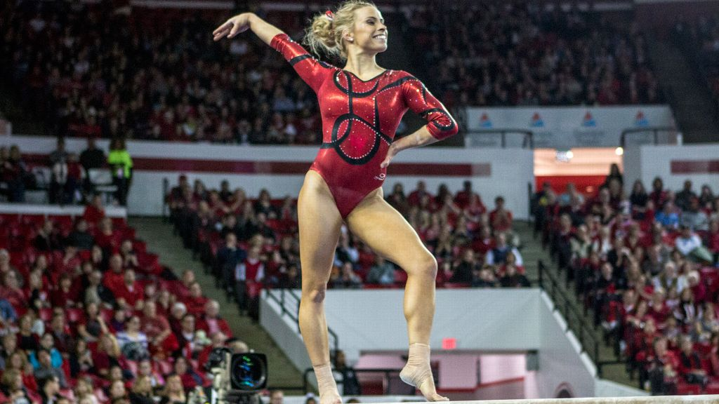 Three Gymdogs claim career highs at Oklahoma