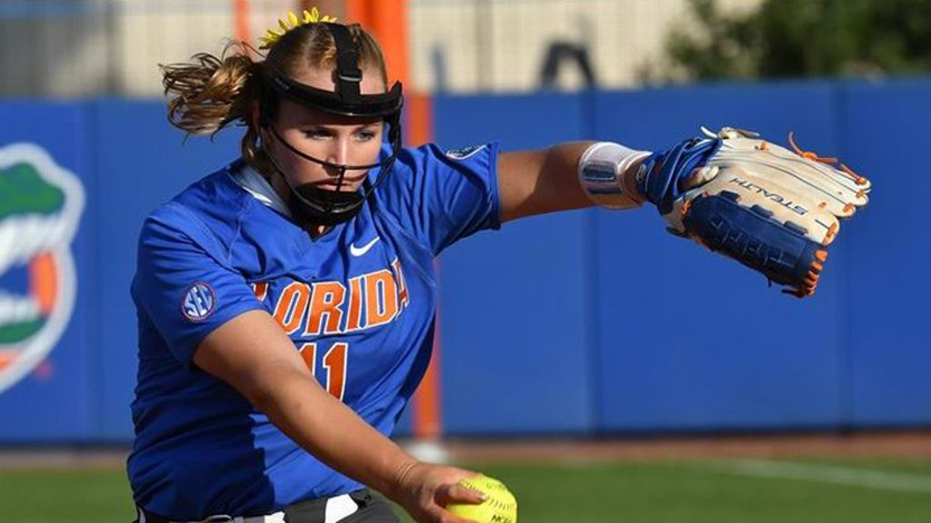 No. 3 Florida wins with dominant pitching performance
