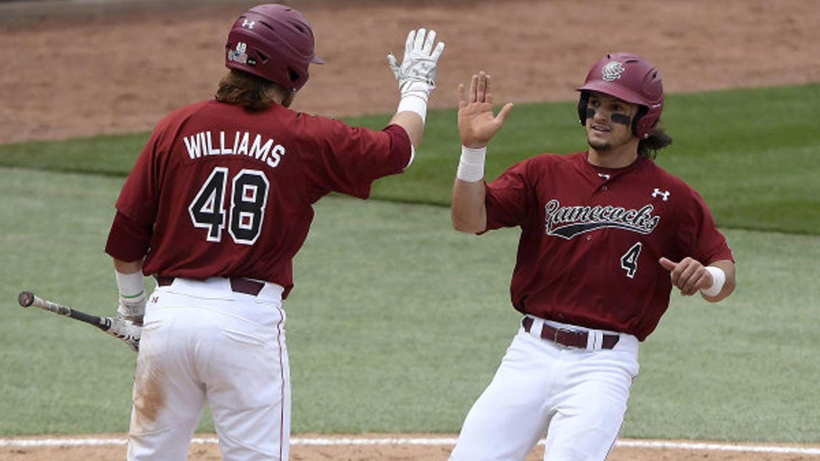 No. 6 South Carolina tops The Citadel 15-1