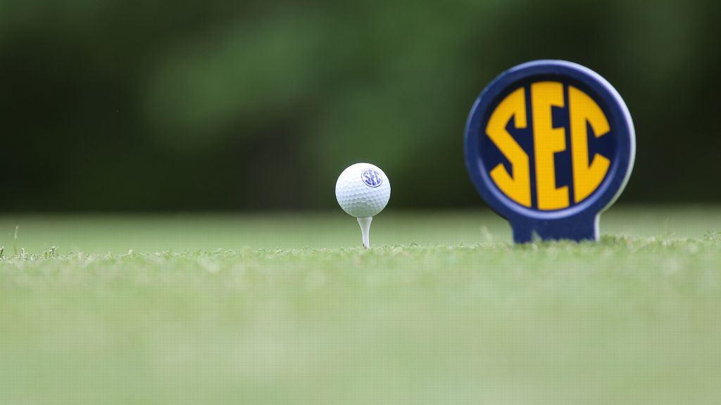 SEC at NCAA Women's Golf Championships