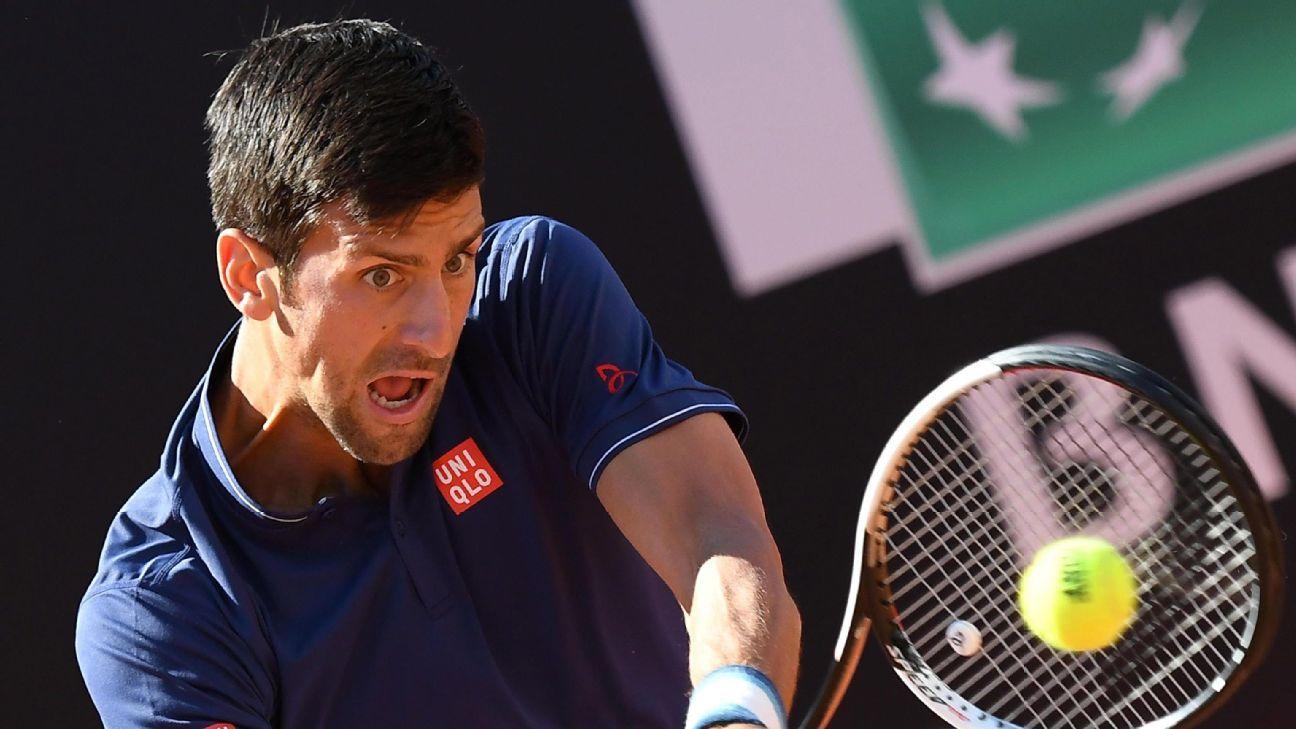 Zverev vence a Djokovic y se corona en Italia