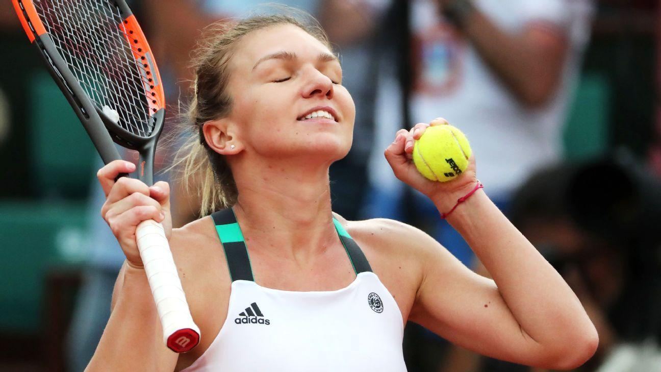 2017 US Open upsets: Simona Halep