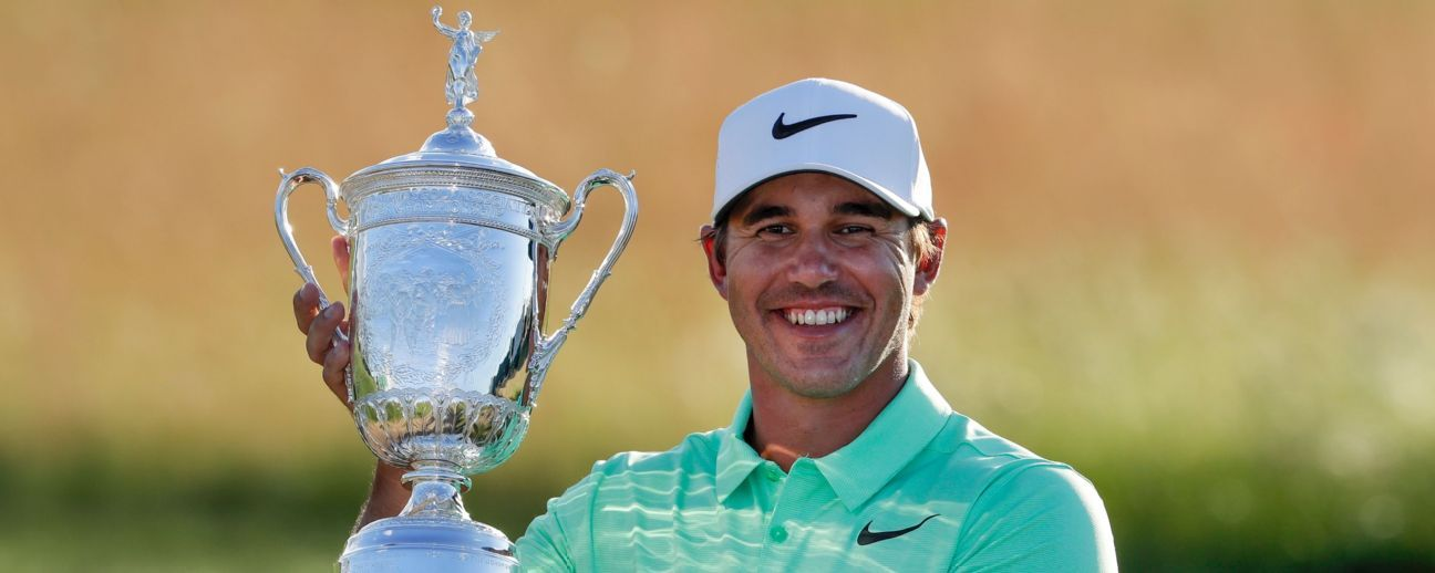 Brooks Koepka is the champion of the PGA Championship