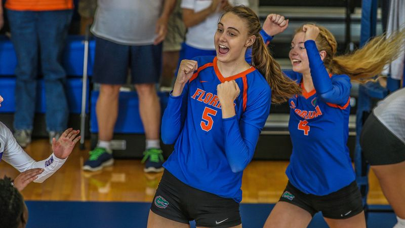 Florida tabbed SEC Volleyball preseason favorite