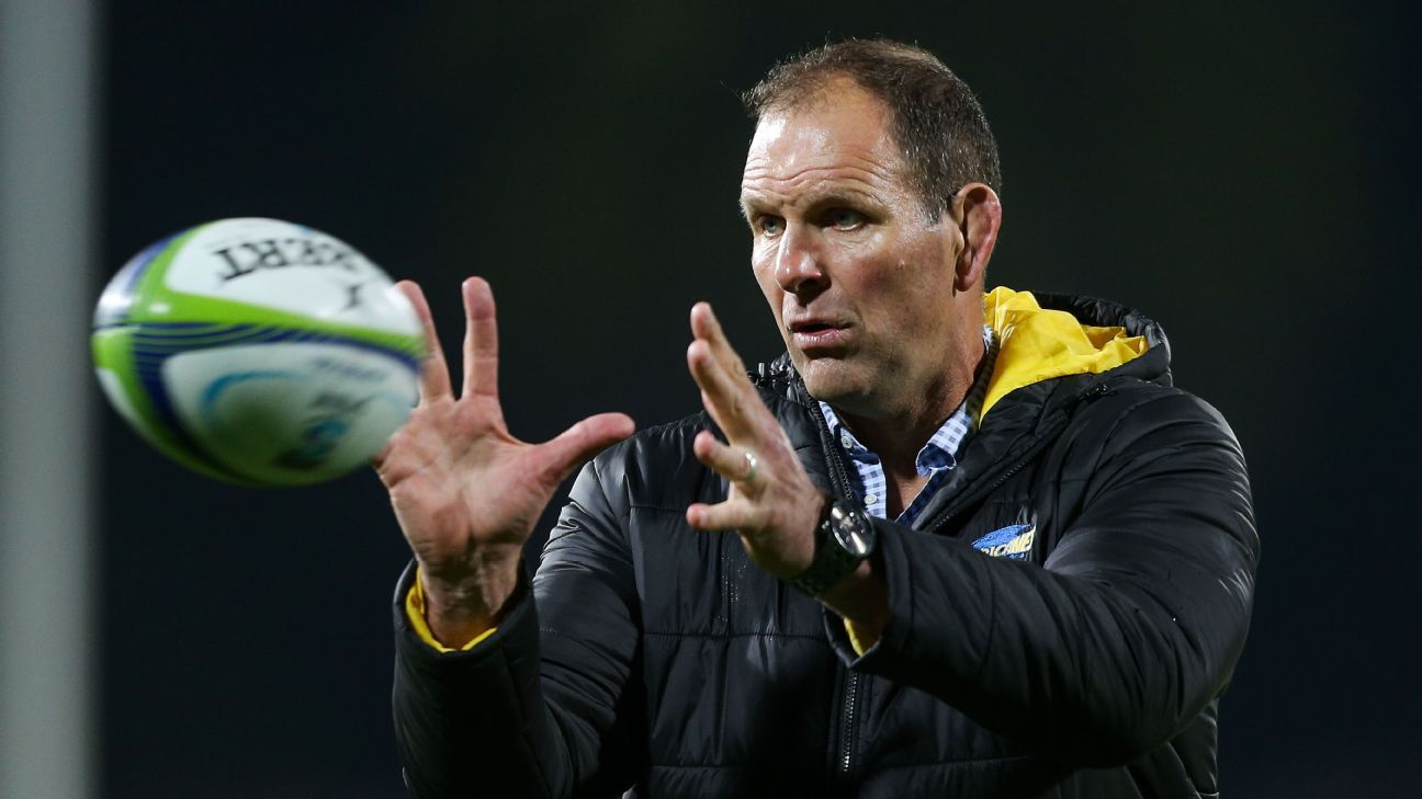 a744a65ad ... Super Rugby Hurricanes  New Zealand coach John Plumtree wants to coach  All Blacks ...