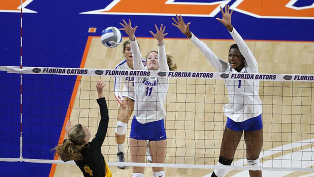 No. 3 Florida fends off Lipscomb to remain undefeated