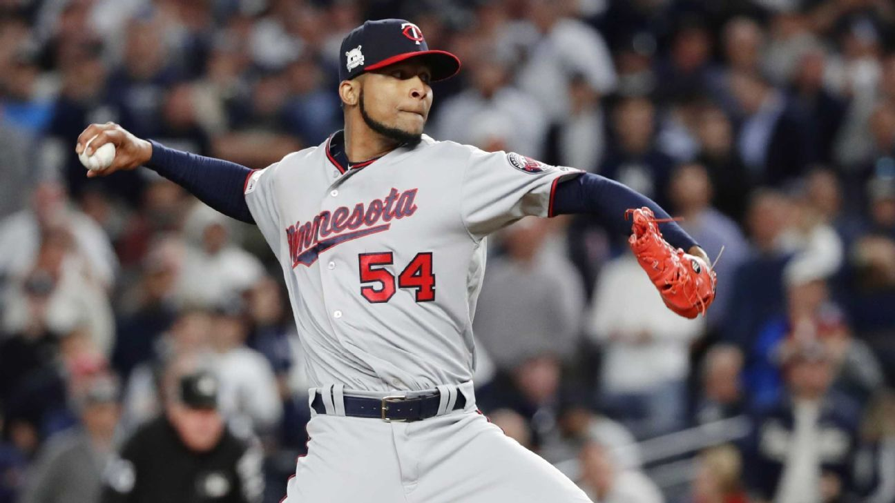 Ervin Santana frustrated with directors of Twins
