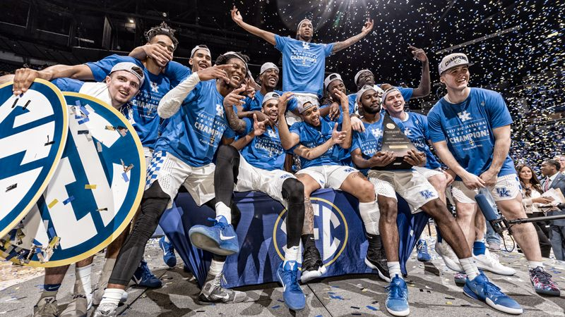 Media tabs Wildcats as SEC Men's Basketball Champion