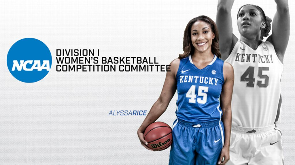 Kentucky's Rice appointed to NCAA Competition Committee