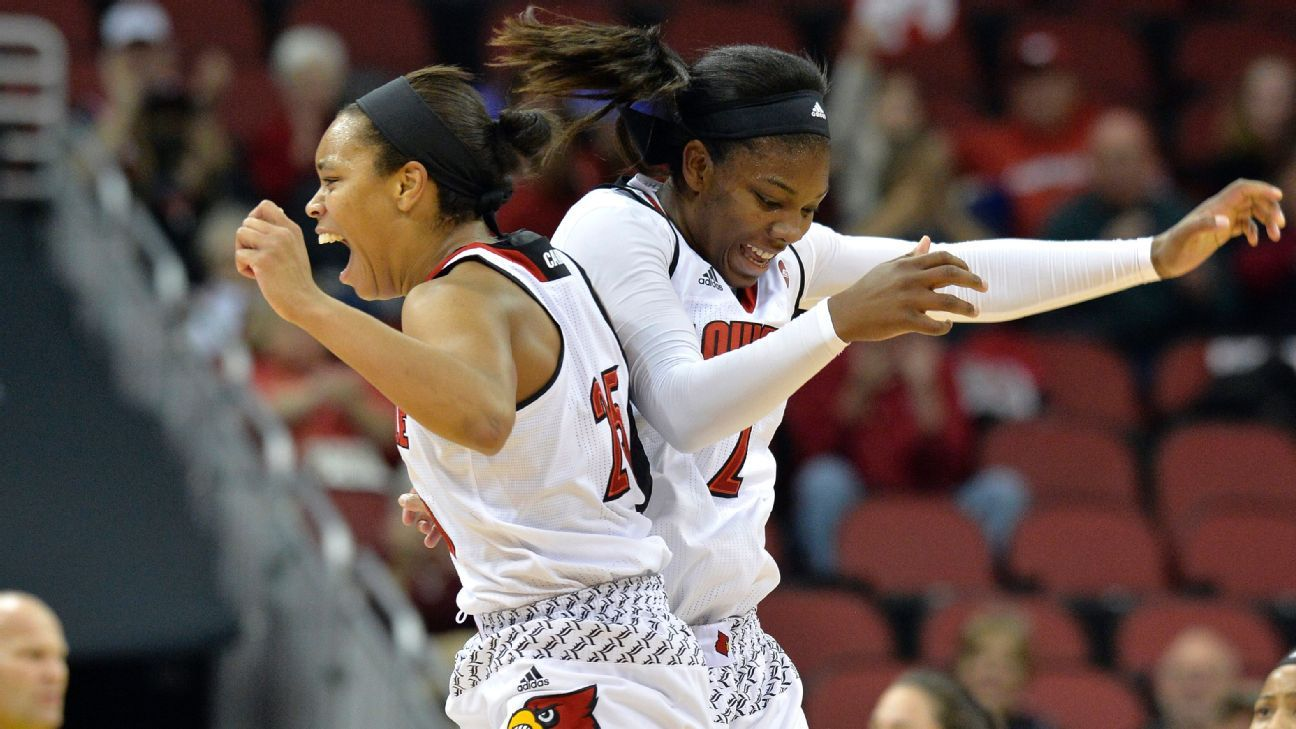 Asia Durr Leads Louisville Cardinals Past Oregon Ducks For