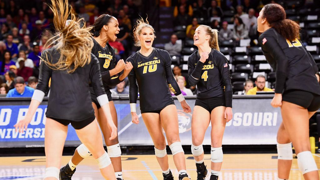 Mizzou prevails over No. 19 Kansas