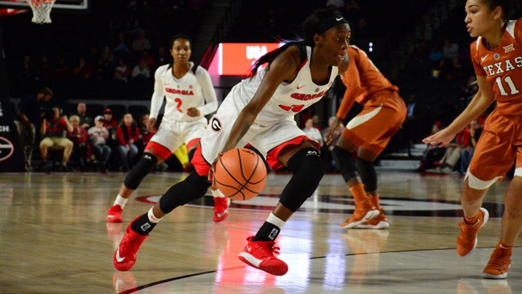 Week 9: Women's Basketball Players of the Week