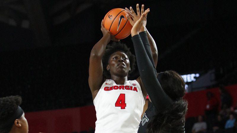 Week 10: Women's Basketball Players of the Week