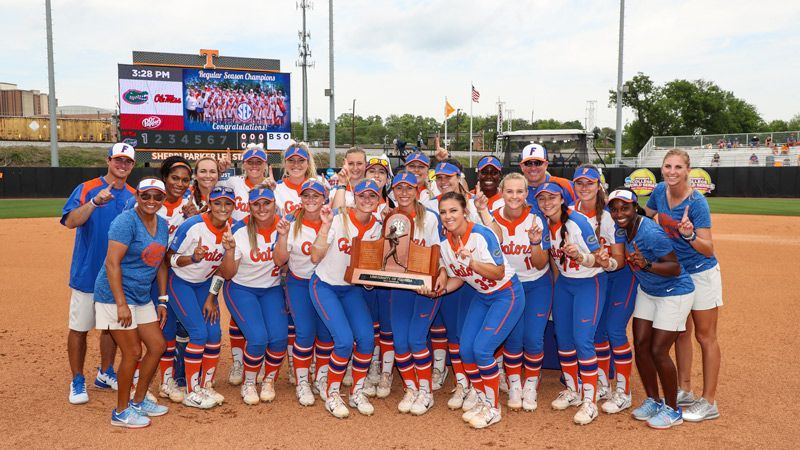 Florida voted preseason favorite for softball season