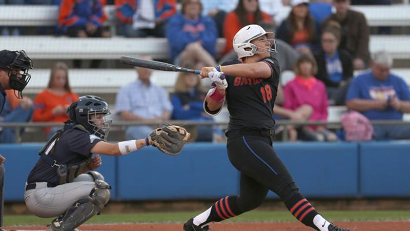 No. 2 Florida falls to No. 16 Louisiana 4-3