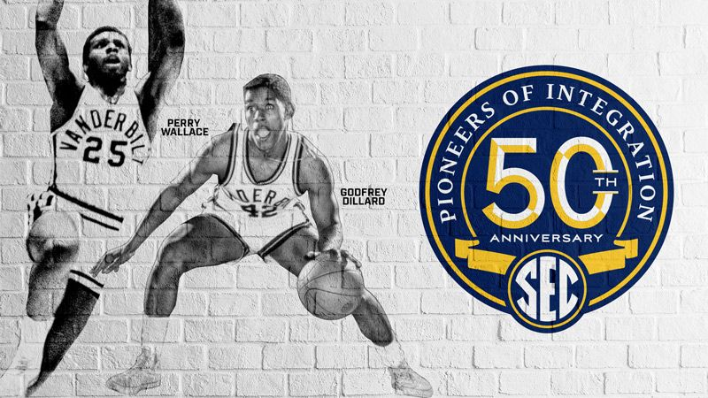VU's Wallace and Dillard to be honored at SEC Tourney