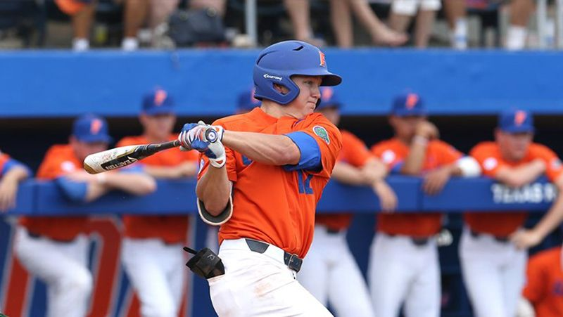 No. 1 Florida clinches series vs. No. 24 Miami