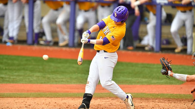 No. 9 LSU drops series finale 11-1 to No. 20 Texas