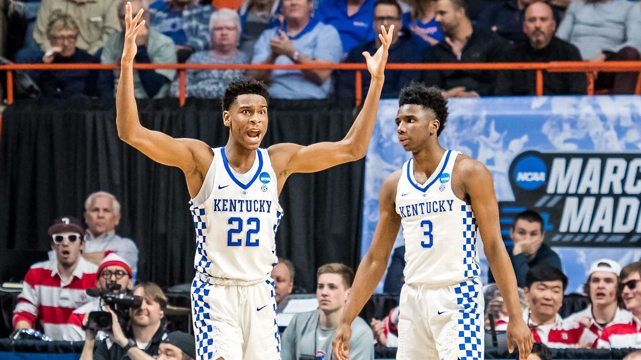 What S So Special About Kentucky Basketball: 2018 NCAA Tournament Know The Final Four Before It Evens