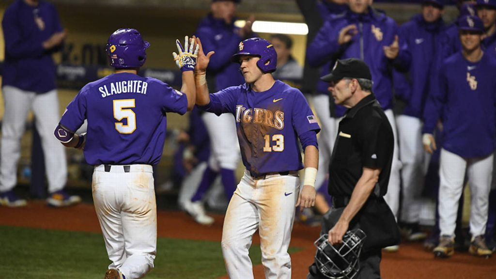 No. 24 LSU takes down Tennessee 14-5