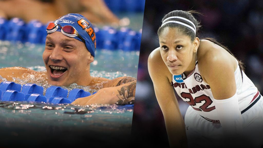 Dressel, Wilson named Kramer SEC Athletes of the Year