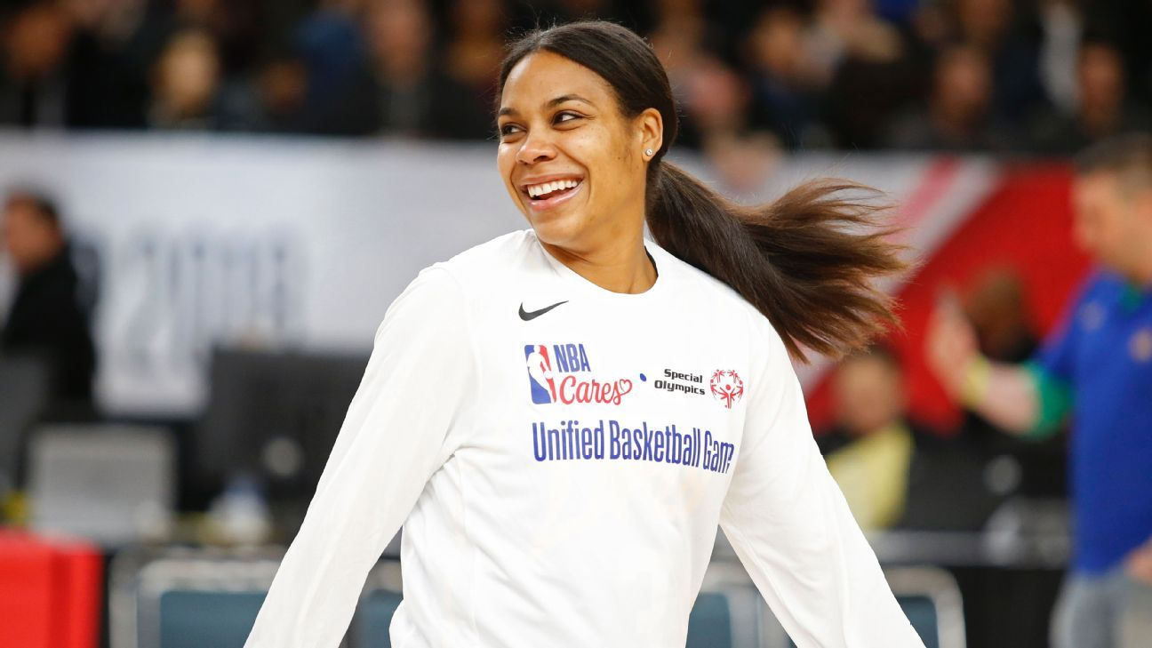 Former WNBA star will work as a scout