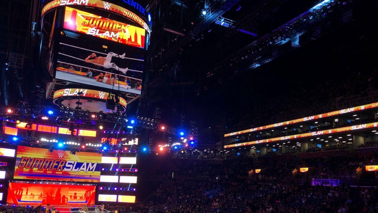 2018 SummerSlam recaps and ratings -- WWE