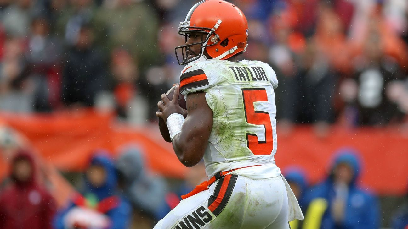 16 Tyrod Taylor Phillip Dorsett Under Top Fantasy Football Free Agent Takes Place For The Second
