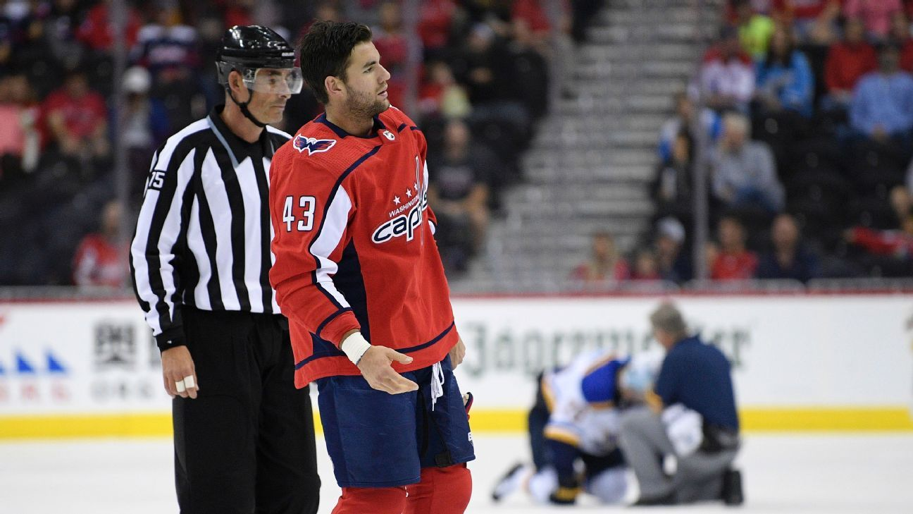 Caps' Wilson back after suspension reduced
