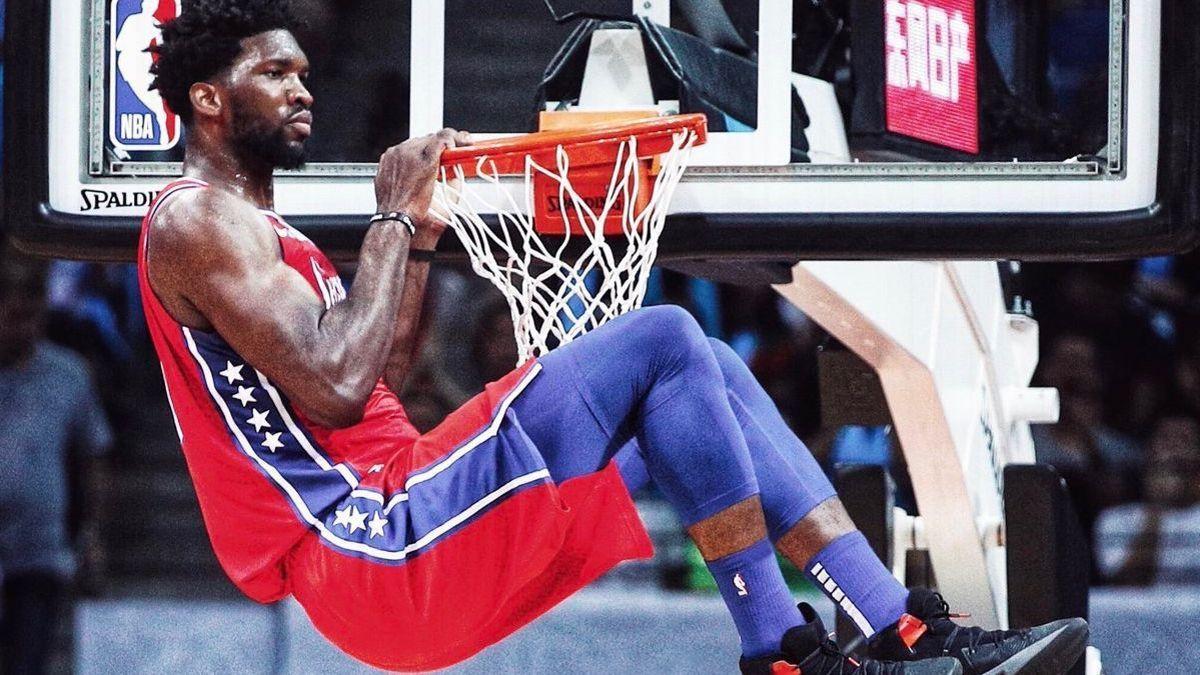 Philadelphia 76ers Center Joel Embiid Signs Five Year