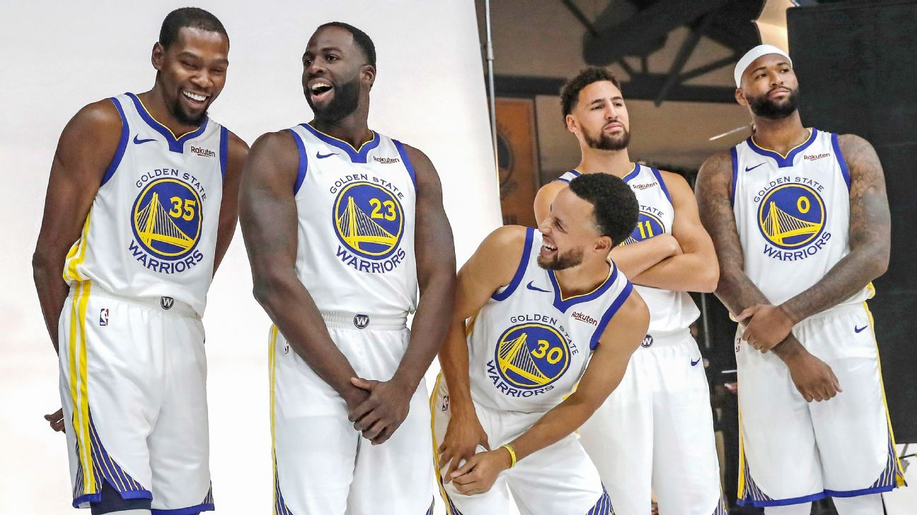 Golden State Warriors Hope To Land Five Stars On Team USA ...